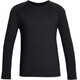 Icebreaker Oasis LS Crewe Shirt Kids black